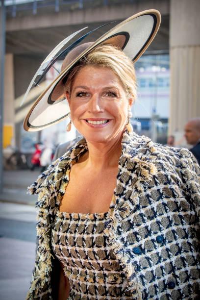 NLD: Queen Maxima Of The Netherlands Open Theater Zuidplein In Rotterdam