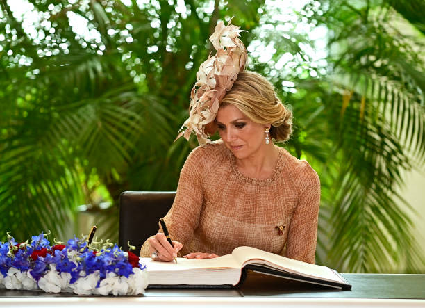 DEU: King Willem-Alexander Of The Netherlands And Queen Maxima Visit Berlin - Day Two