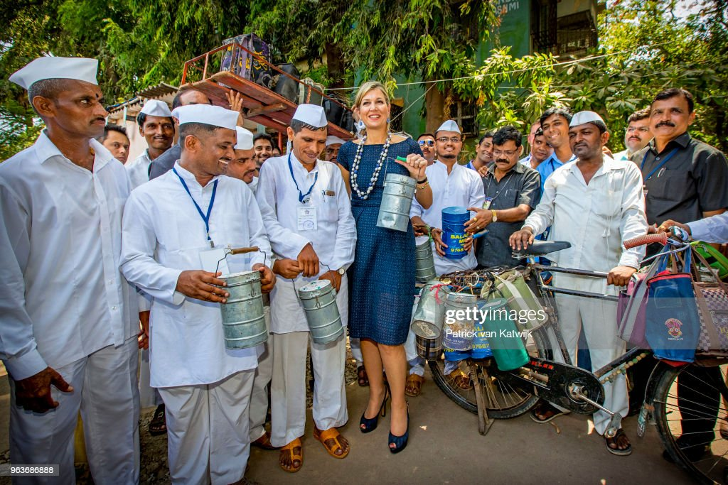 Queen Maxima Of The Netherlands Visits India - Day 3 : Nieuwsfoto's