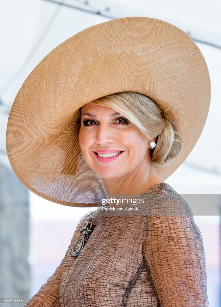 Day 1 - Dutch Royals Visit Portugal : News Photo