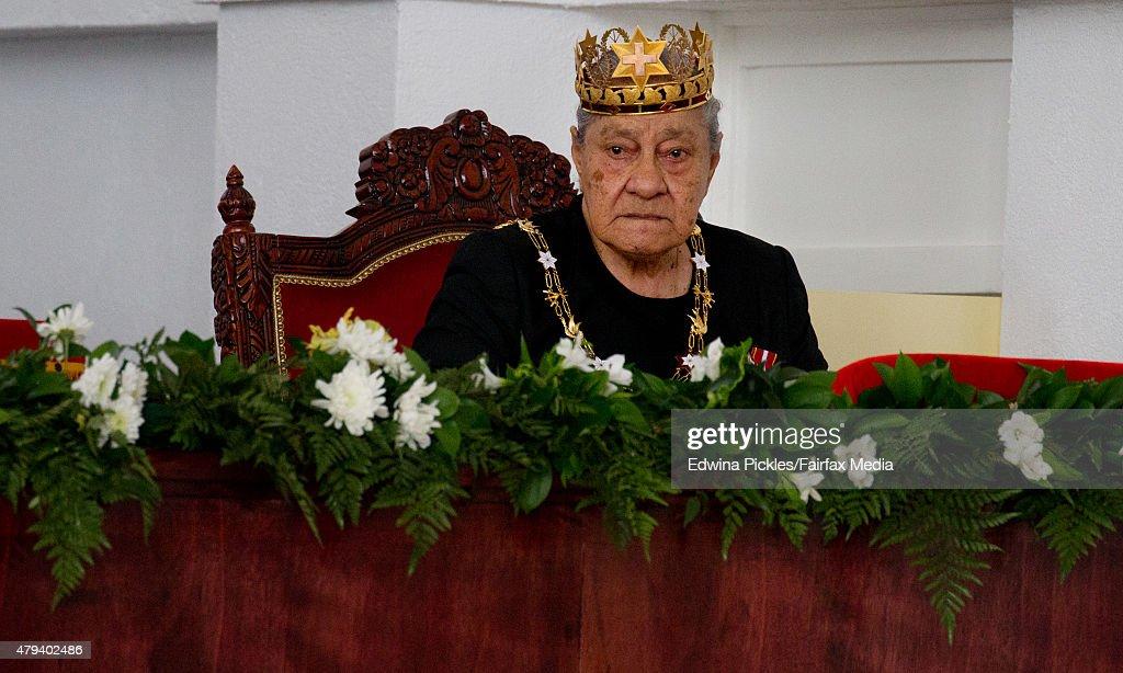 Tonga Marks Coronation Of King Tupou VI : News Photo