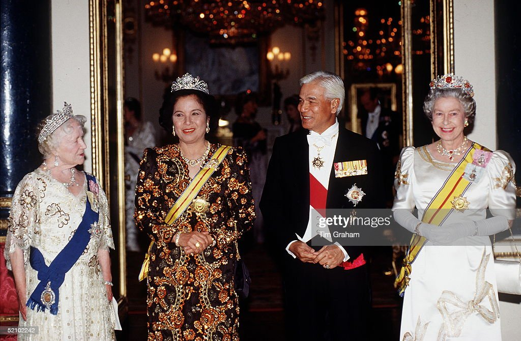 Qm Queen Agong Of Malaysia : News Photo