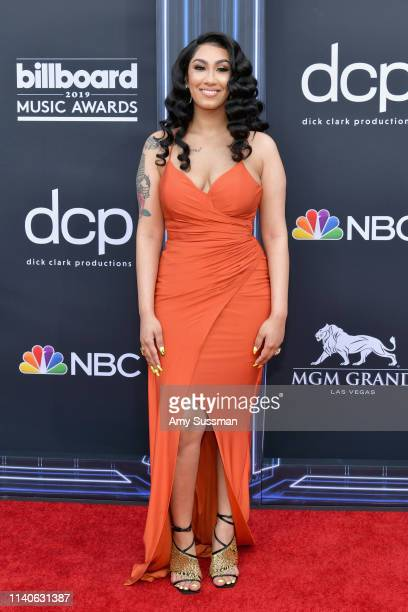 Queen Naija attends the 2019 Billboard Music Awards at MGM Grand Garden Arena on May 1 2019 in Las Vegas Nevada