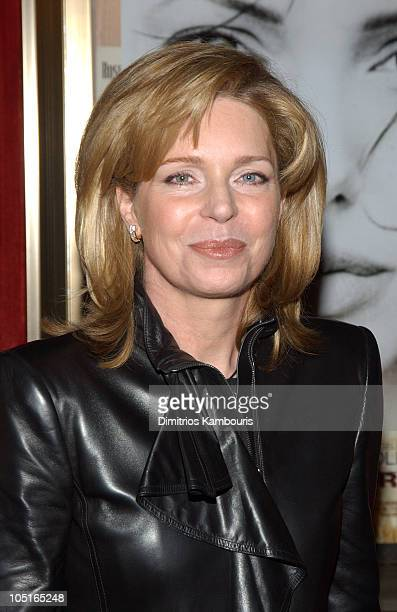 Queen Noor of Jordan during World Premiere of Beyond Borders Inside Arrivals at The Ziegfeld Theatre in New York City New York United States