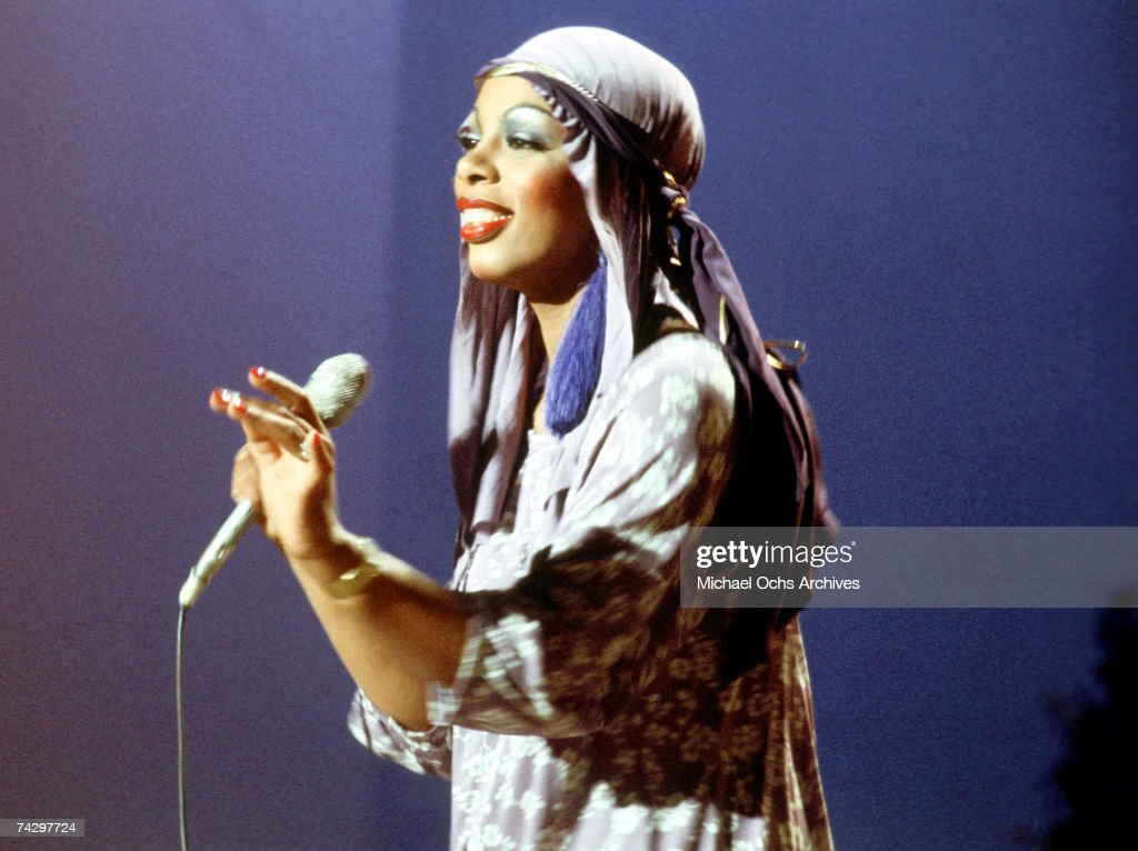Queen Of Disco Performing : News Photo