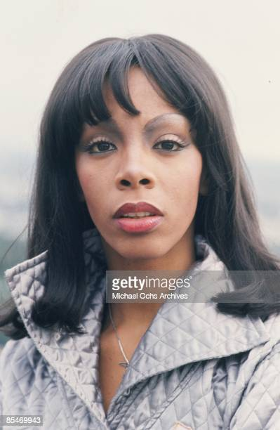 'Queen Of Disco' Donna Summer poses for a portrait in circa 1979