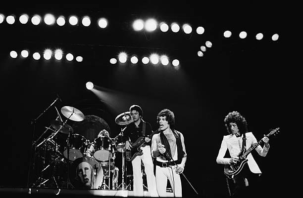 Queen Live In Rotterdam