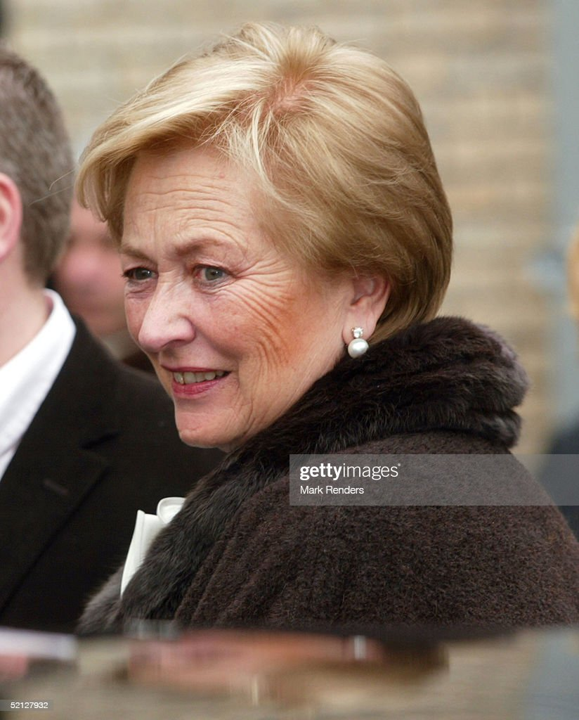 Belgian Royal Family Receive President Of Greece : News Photo