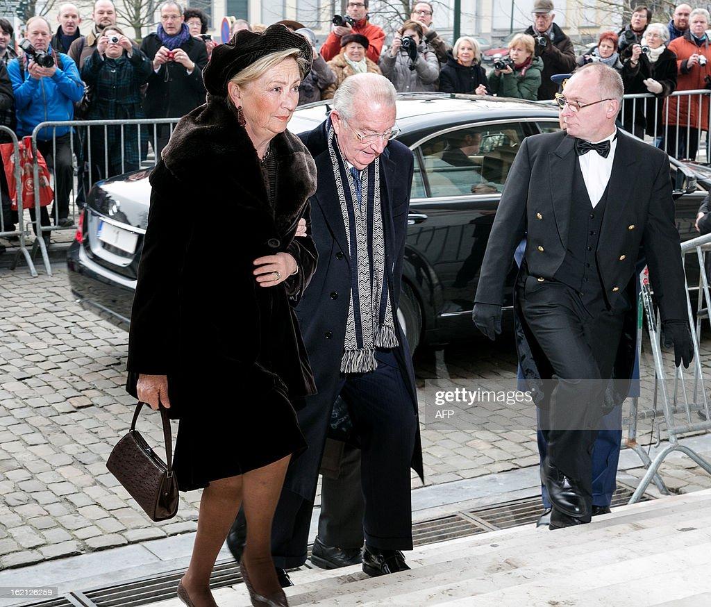 BELGIUM-ROYAL : News Photo