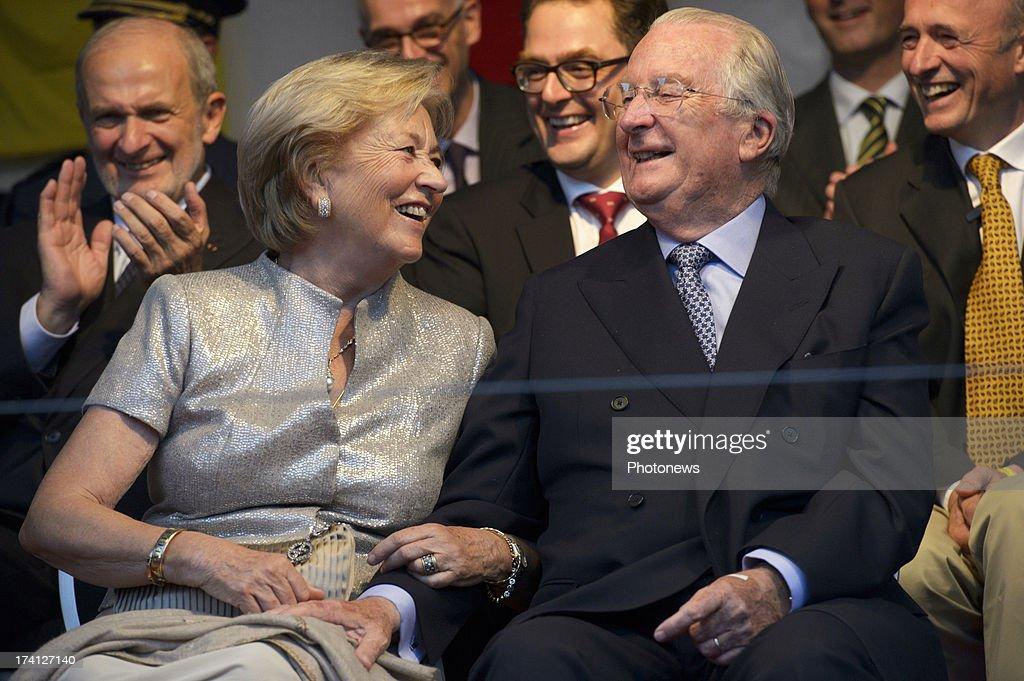 Bal National Held Ahead Of Belgium Abdication & Coronation