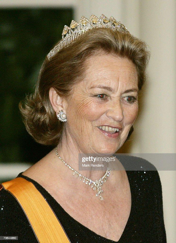 Duke and Duchess Of Luxembourg - State Visit : News Photo