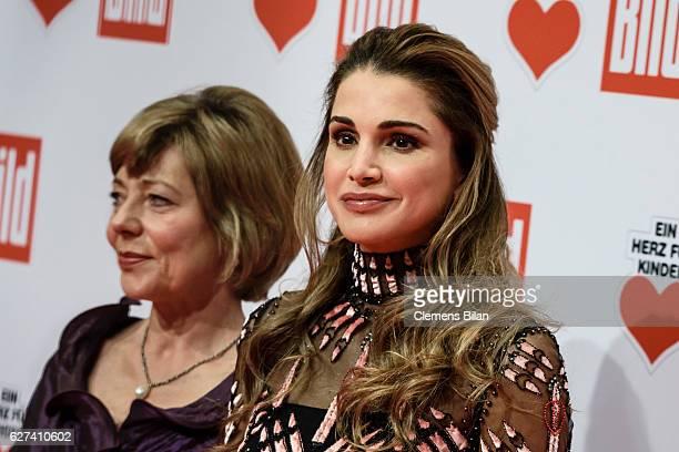 Königin Rania Von Jordanien Bilder Und Fotos