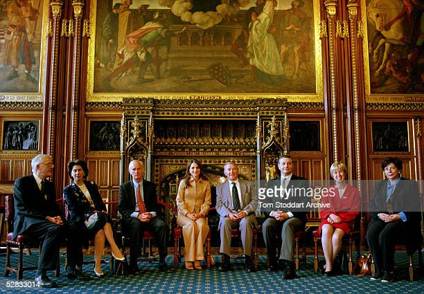 Queen Rania photographed during her visit to Britian's House of Lords Queen Rania AlAbdullah was born in Kuwait on August 31 1970 Queen Rania married...