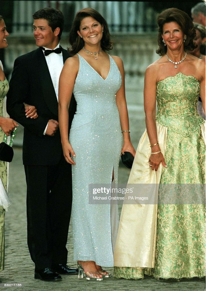 Greek Royal Ball/Swedish royals 2 Pictures | Getty Images