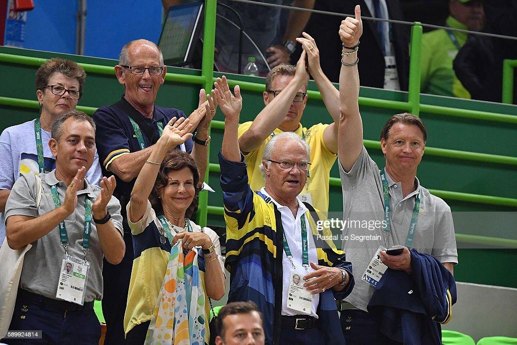 Around the Games - Olympics: Day 10 : News Photo