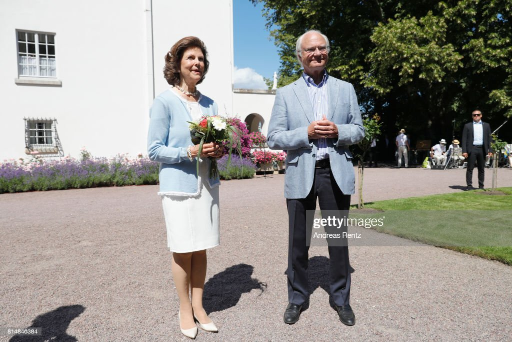 Crown Princess Victoria of Sweden 40th Birthday Celebrations in Solliden