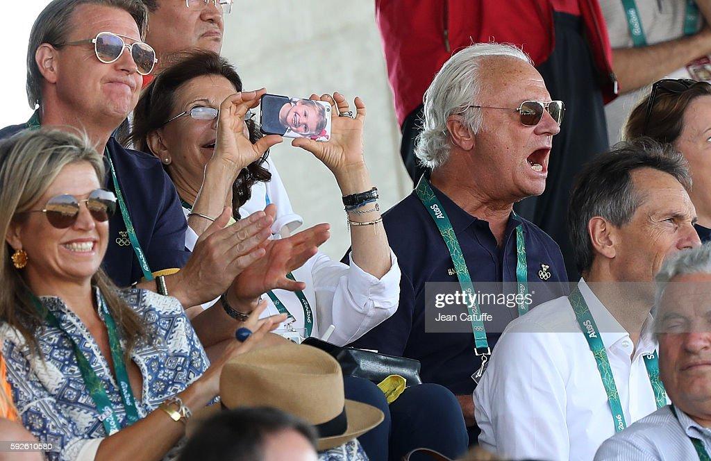 Equestrian - Olympics: Day 14 : News Photo