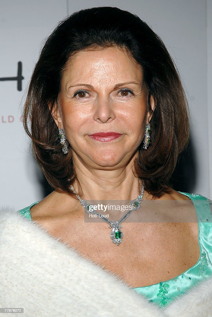 World Childhood Foundation Gala : News Photo