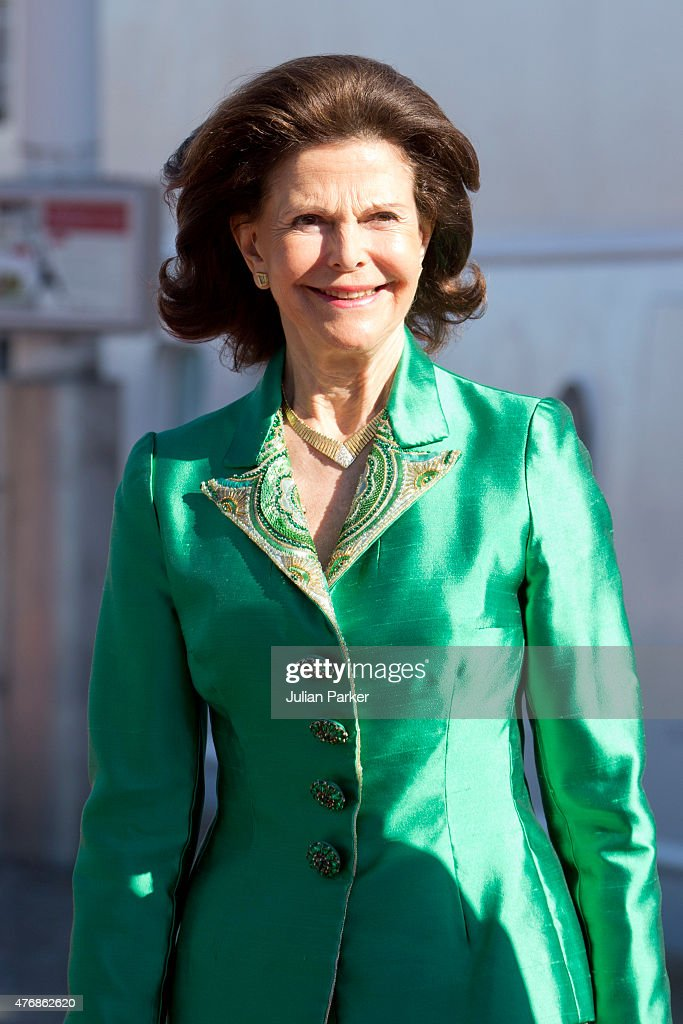 Dinner Ahead Of The Wedding Of Prince Carl Philip Of Sweden And Sofia Hellqvist : News Photo