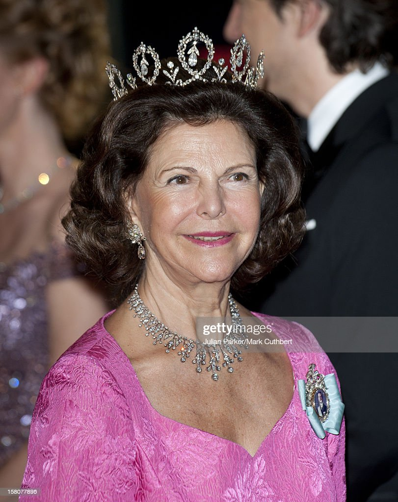 Queen Margrethe Ii Of Denmark 40Th Jubilee : News Photo
