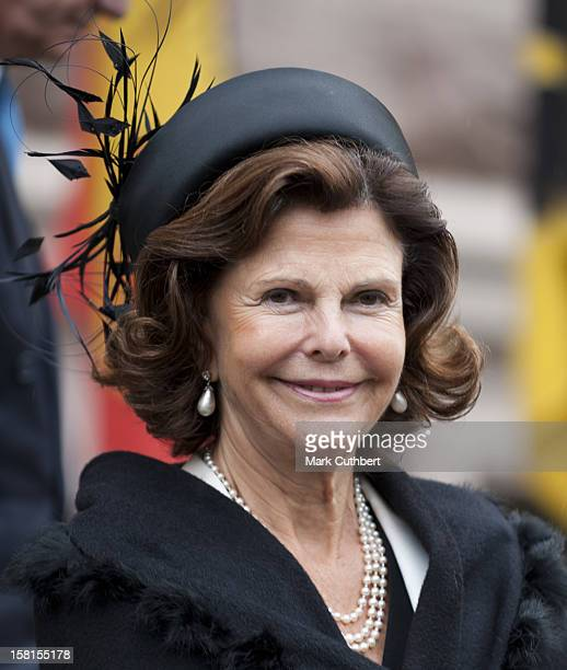 Queen Silvia Of Sweden At The Opening Of The Parliamentary Session The Riksdag Stockholm