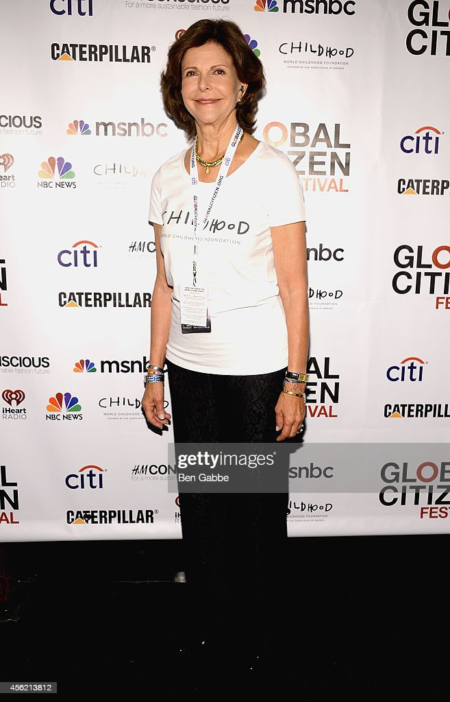 2014 Global Citizen Festival In Central Park To End Extreme Poverty By 2030 - Backstage