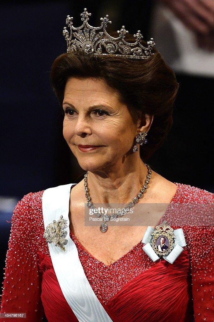Nobel Prize Awards Ceremony, Stockholm : News Photo