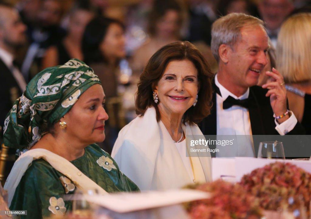 World Childhood Foundation USA's 20th Anniversary Thank You Gala 2019 : News Photo