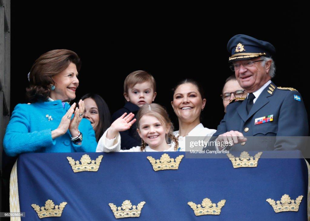 Swedish King's Birthday : ニュース写真