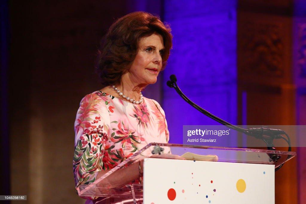 World Childhood Foundation USA 2018 Thank You Gala : News Photo