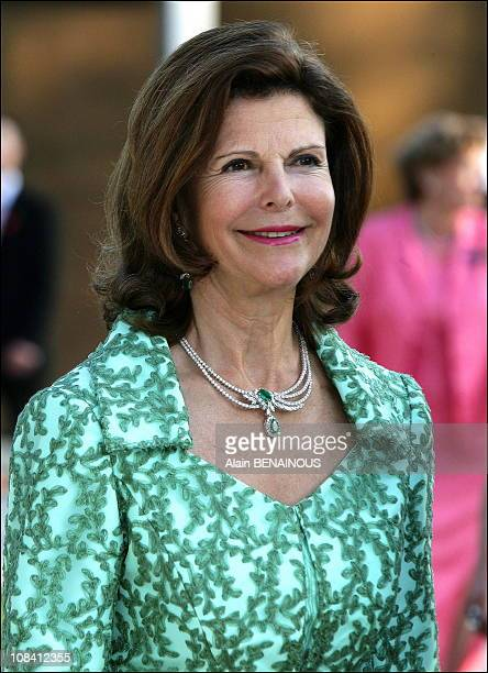 Queen Silvia of Sweden The festivities marking the 25th wedding anniversary of Grand Duke Henri and Grand Duchess Maria Teresa will start with a show...