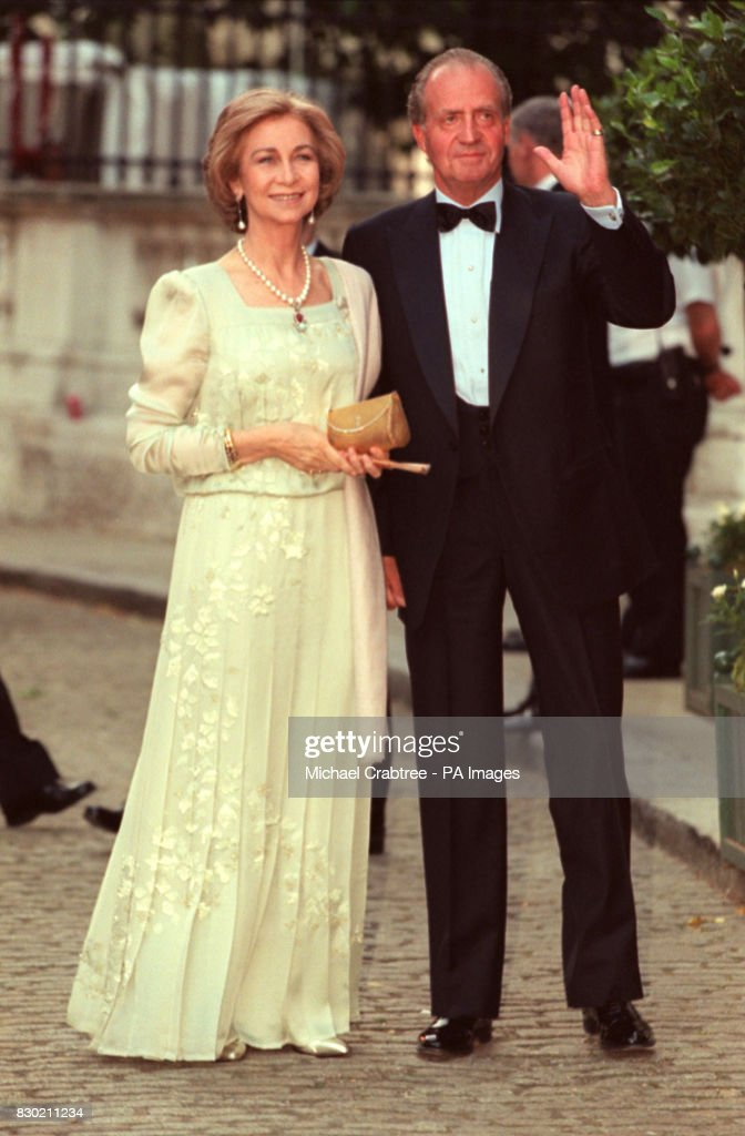 Queen of Spain Wedding Dress