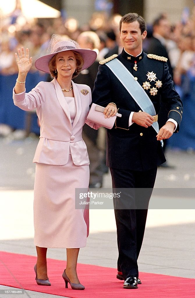 Infanta Cristina Of Spain Royal Wedding : News Photo