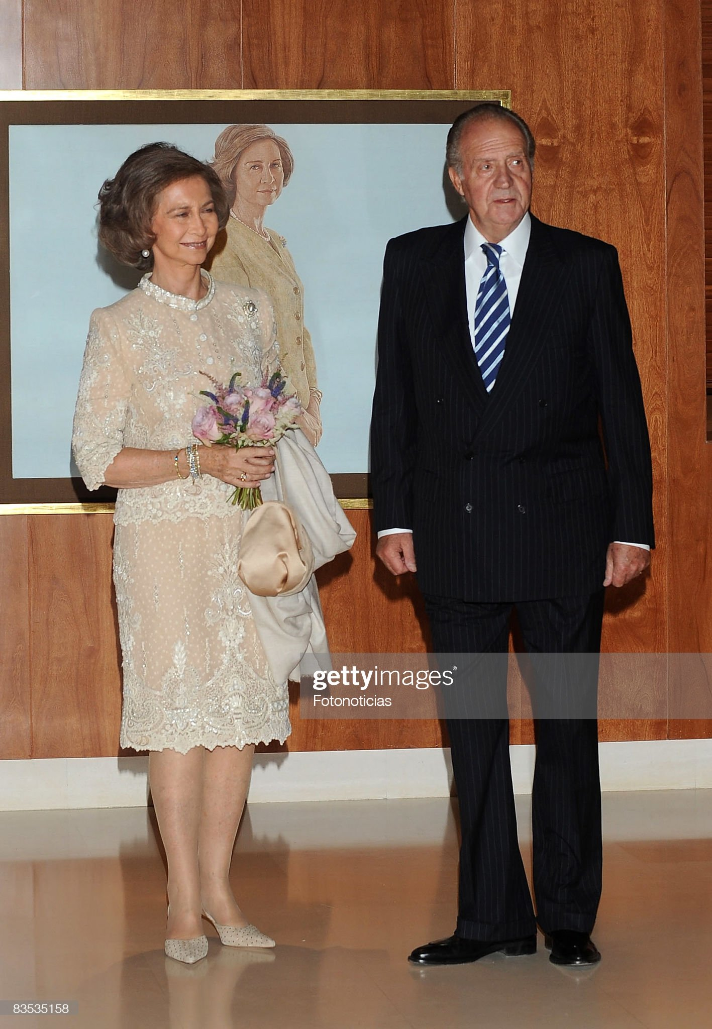 Queen Sofia Celebrates Her 70th At Her School of Music Opening Concert : News Photo