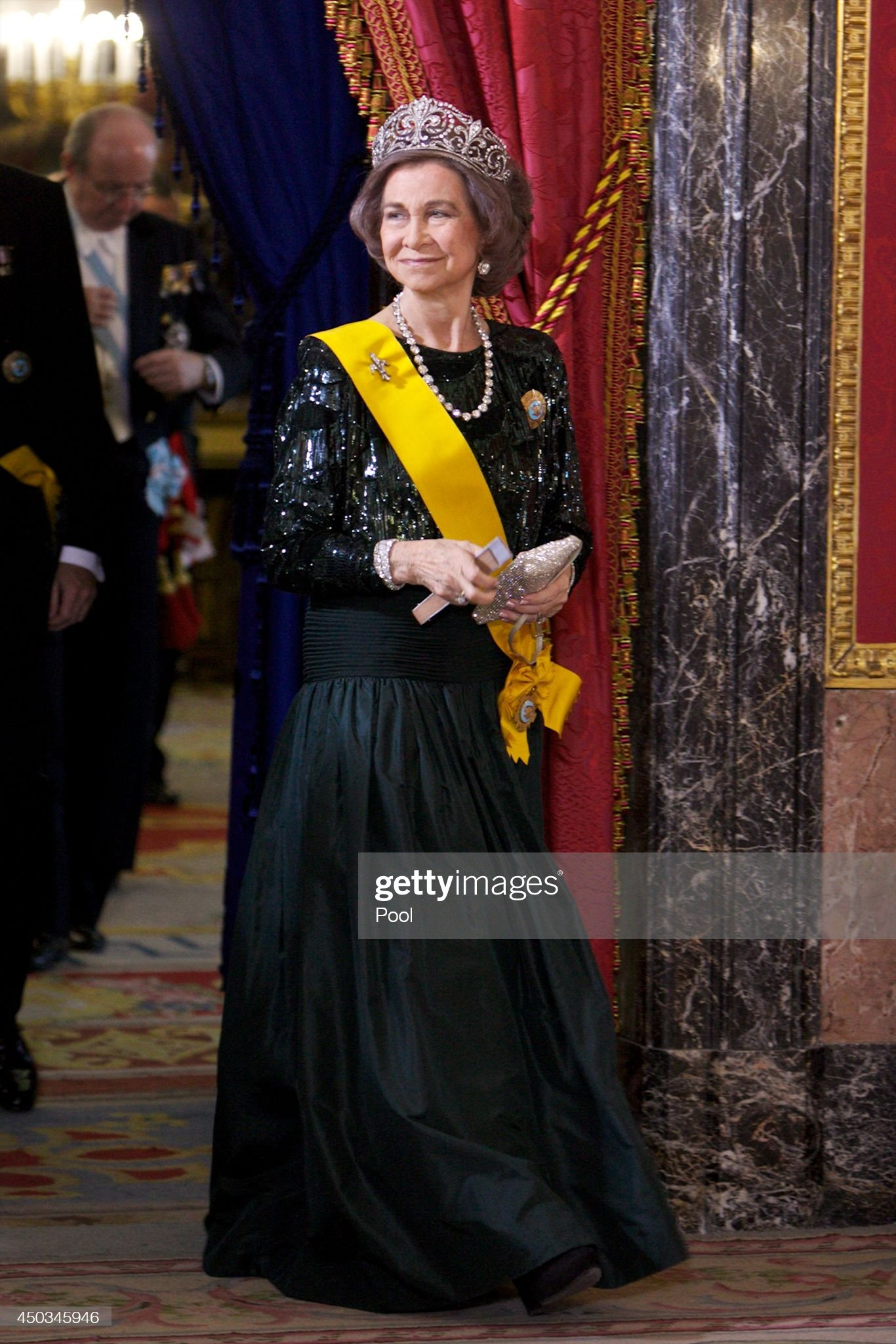 Spanish Royals Host a Dinner With President of Mexico and His Wife : News Photo