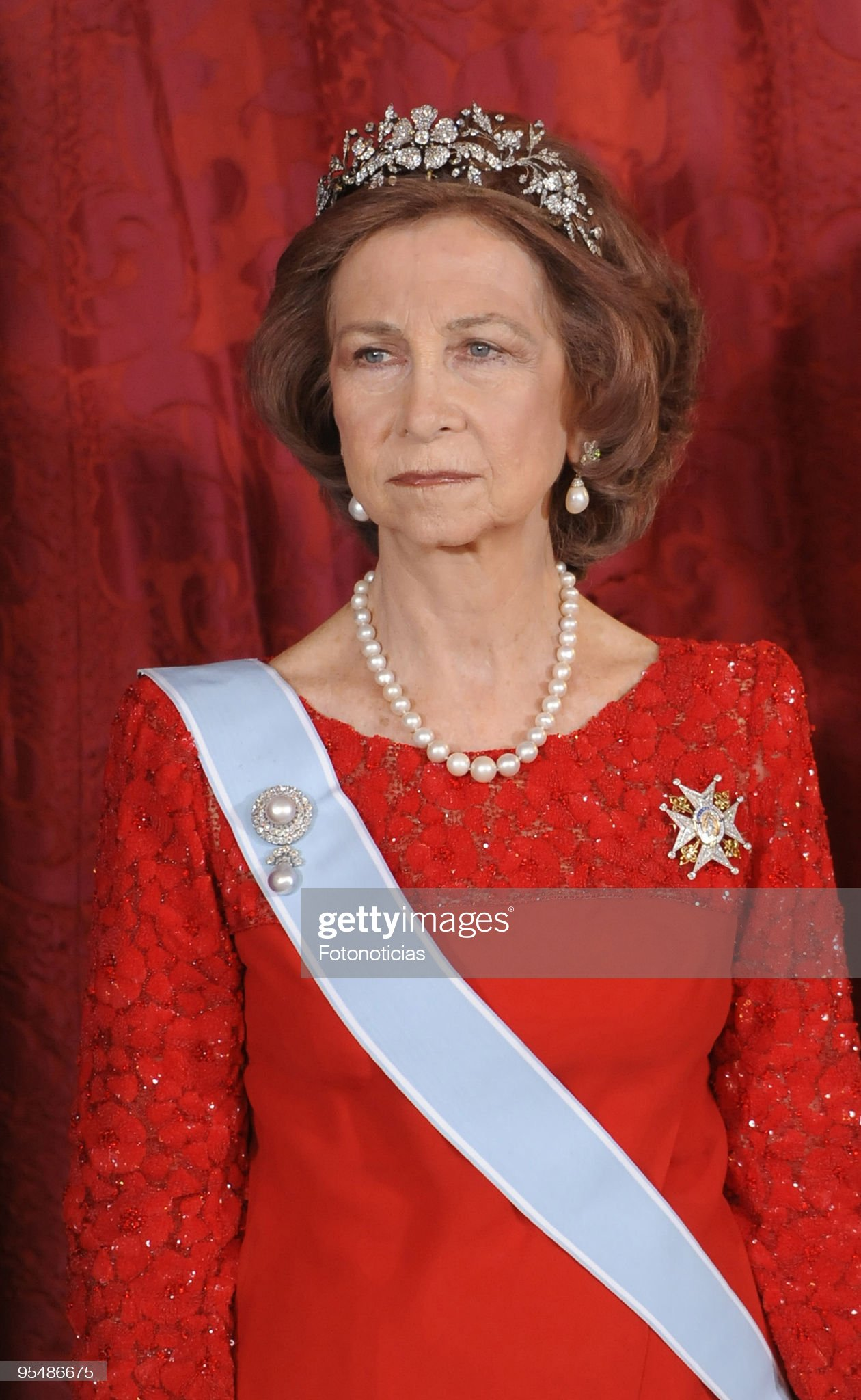 Spanish Royals Host Gala Dinner in Honour of The President Of Vietnam : News Photo