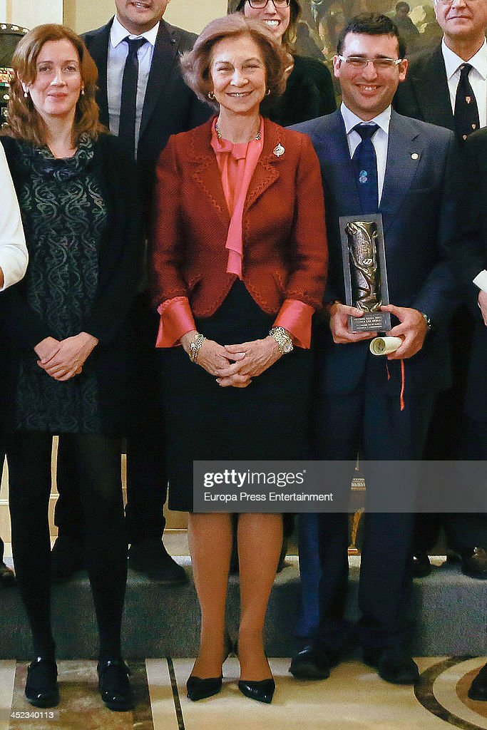 Queen Sofia of Spain Attends 'Queen Sofia Against Drugs Awards'