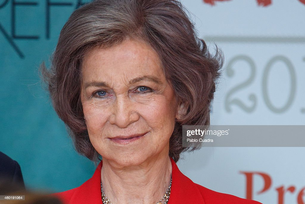 Queen Sofia Attends 'Queen Sofia Against Drugs' Awards