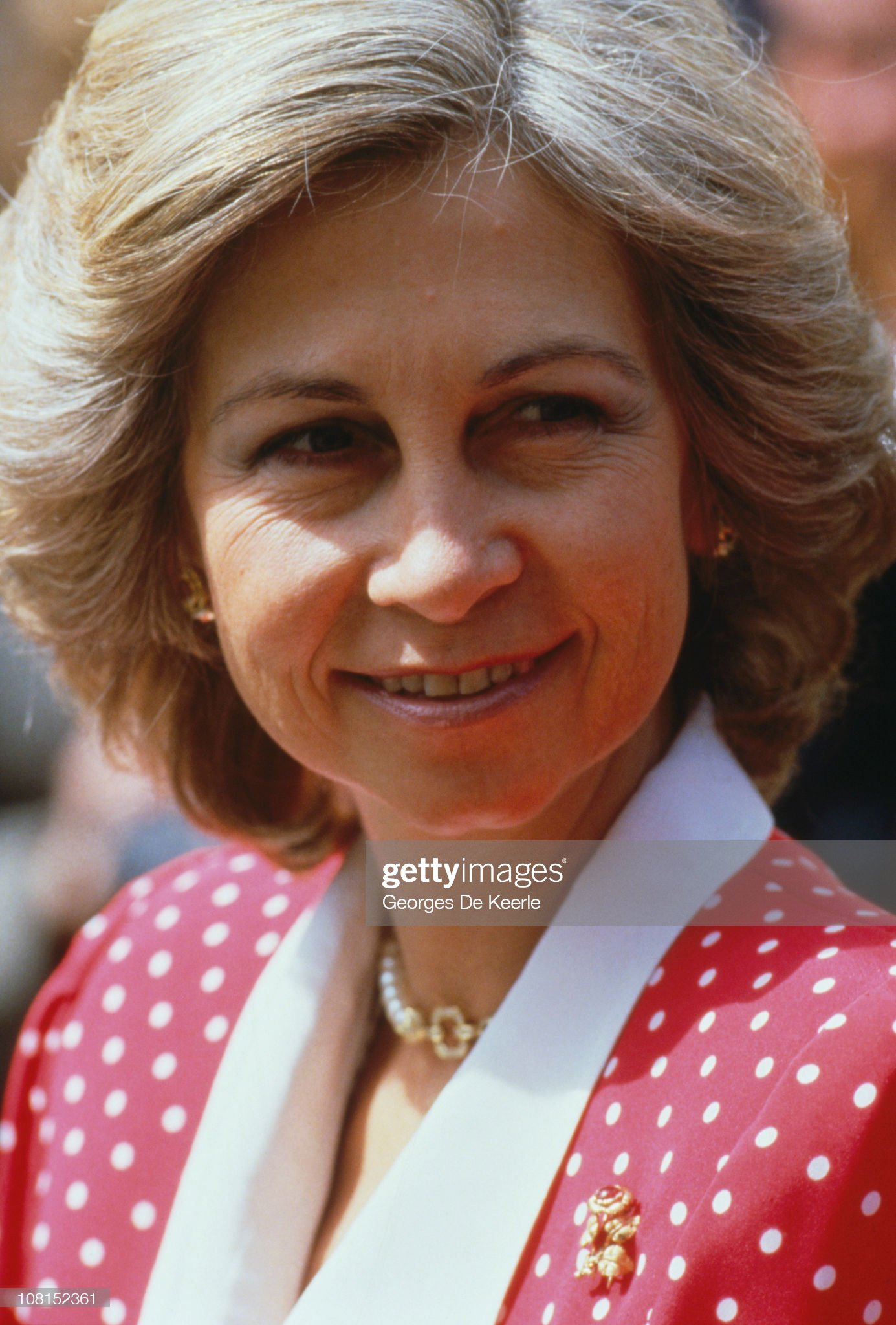 Queen Sofia : News Photo