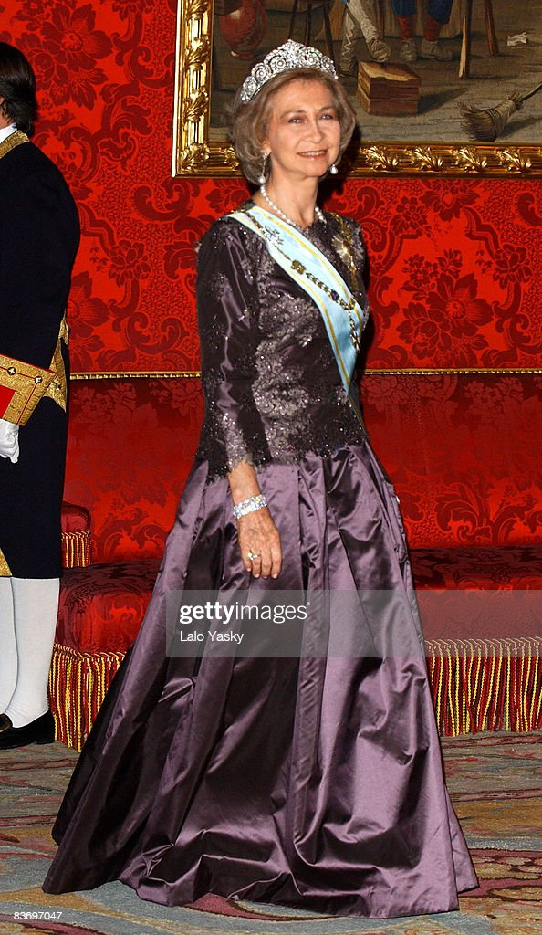 HM Queen Sofia of Spain