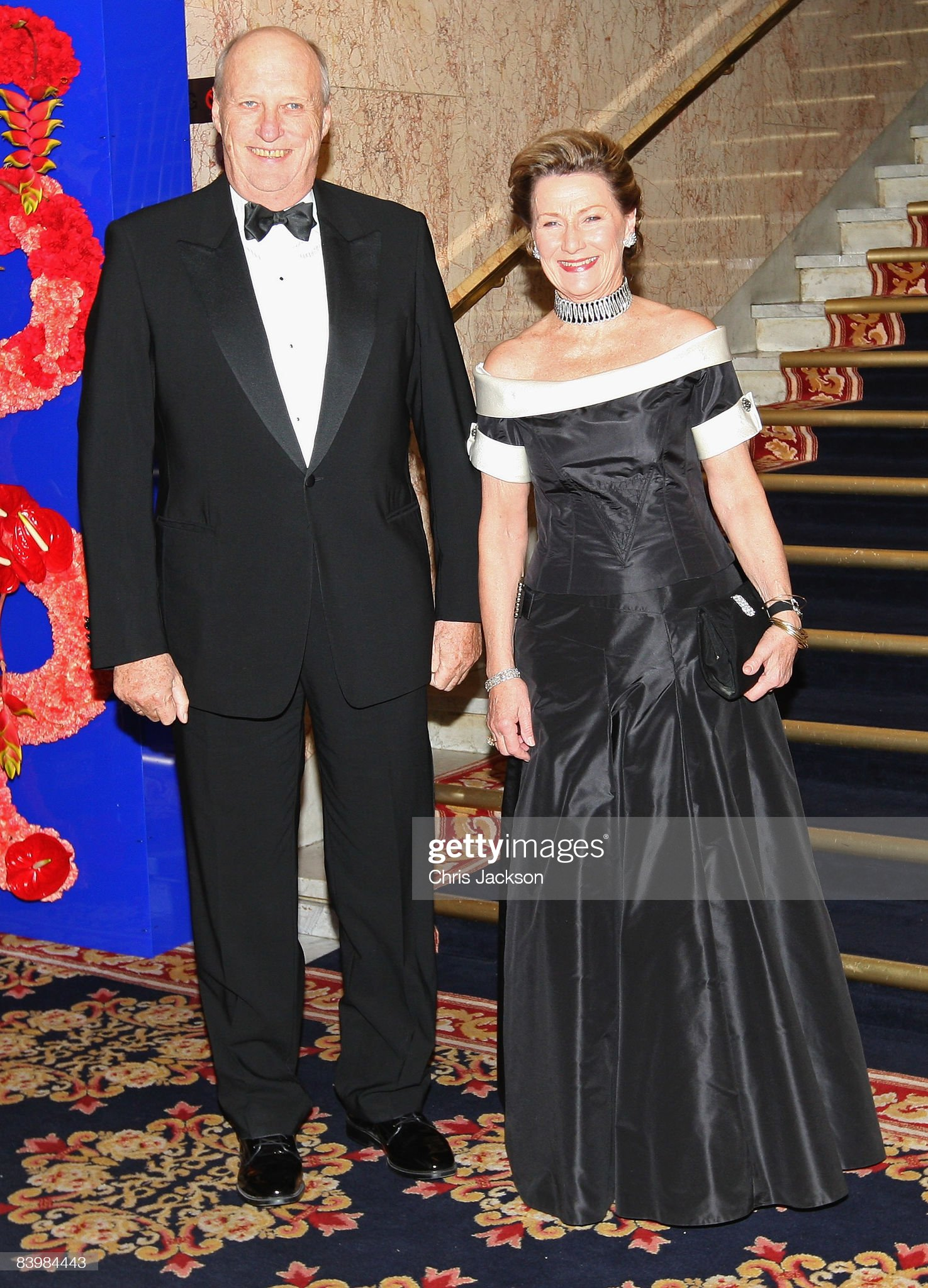 The Norwegian Nobel Committee's Banquet - Arrivals : News Photo