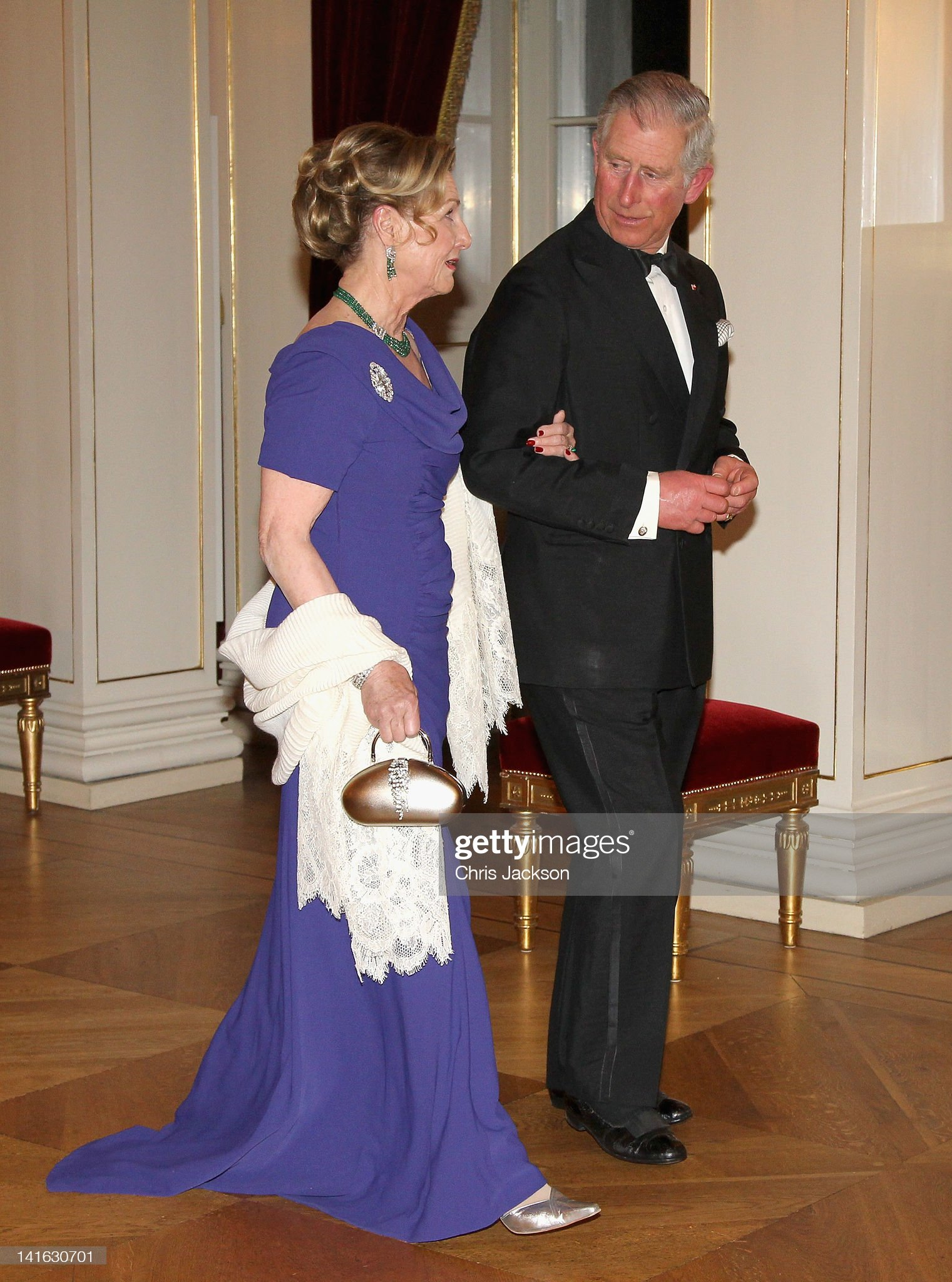 The Prince Of Wales And Duchess Of Cornwall Visit Norway : News Photo