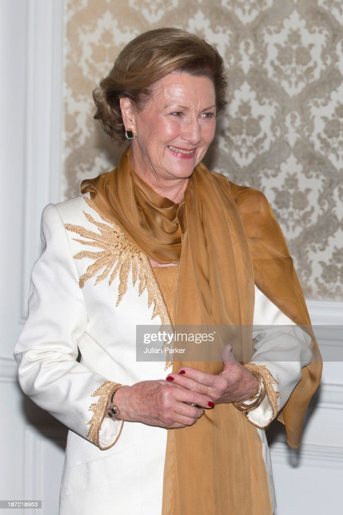King Harald V and Queen Sonja Of Norway Visit Turkey - Day 2