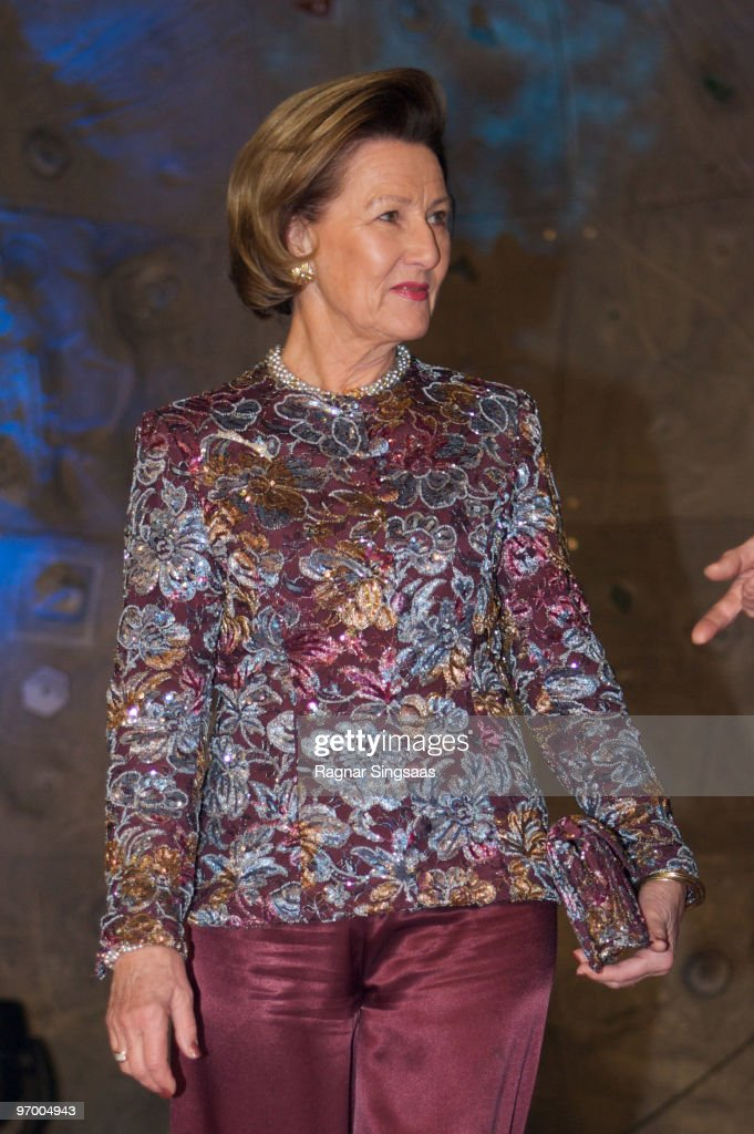Queen Sonja Attends The Sports Gala