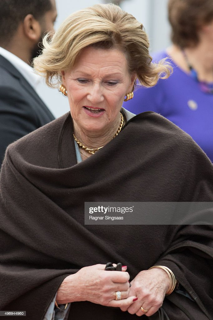 Norwegian Royals Attend TUR Conference in Oslo : News Photo