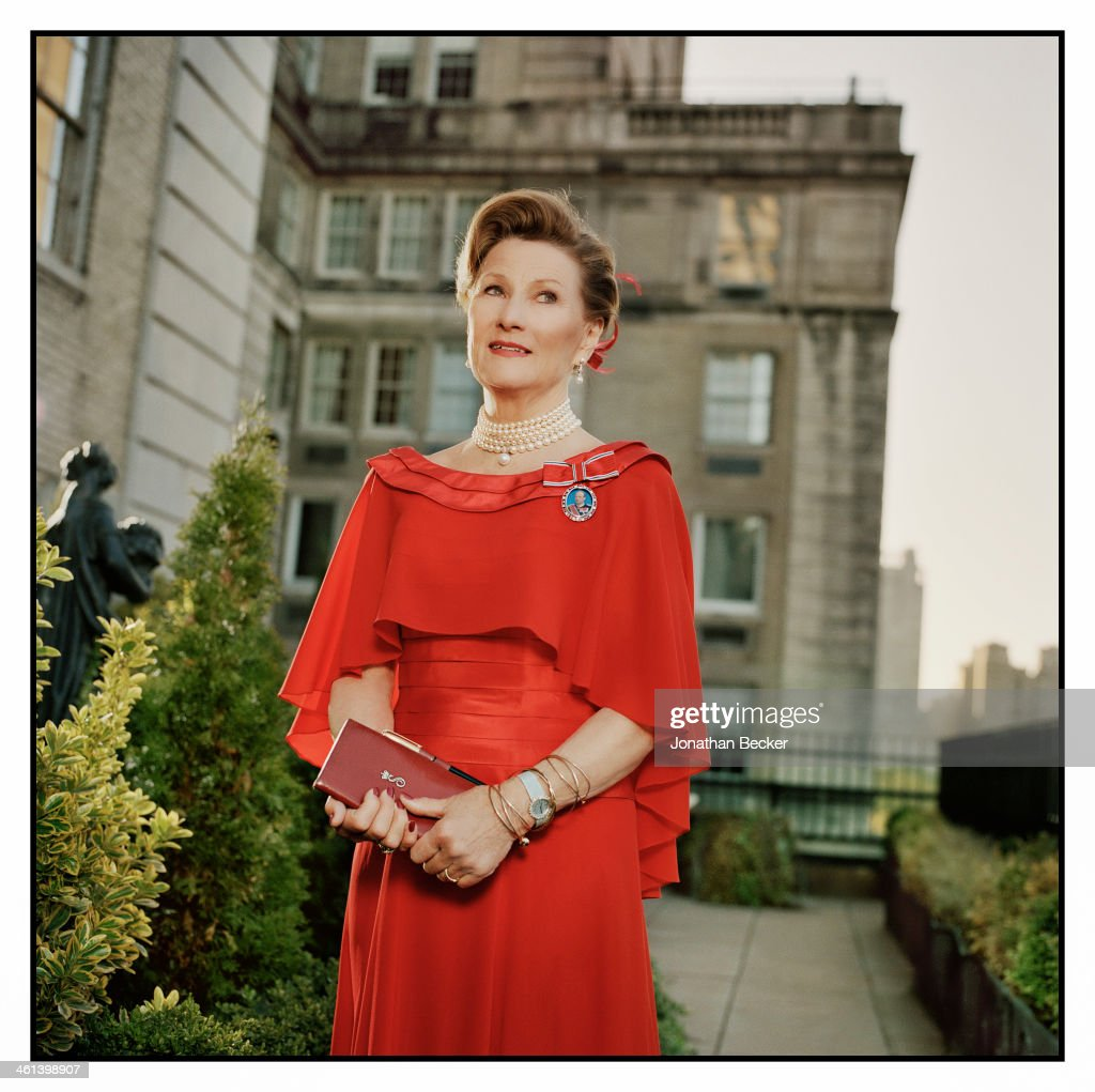 Queen Sonja Of Norway, Vanity Fair Magazine, May 30, 2013