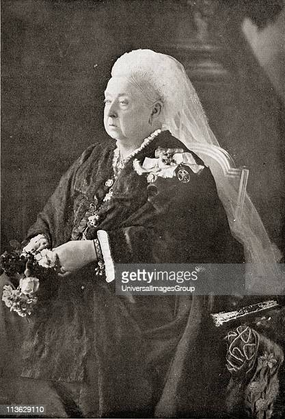 Queen Victoria 18191901 in 1899 From the book VRI Her Life and Empire by The Marquis of Lorne KT now his grace The Duke of Argyll