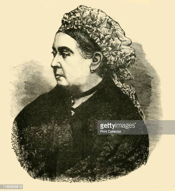 Queen Victoria' circa 18601870 Victoria Queen of the United Kingdom of Great Britain and Ireland from 20 June 1837 until her death and from 1 May...