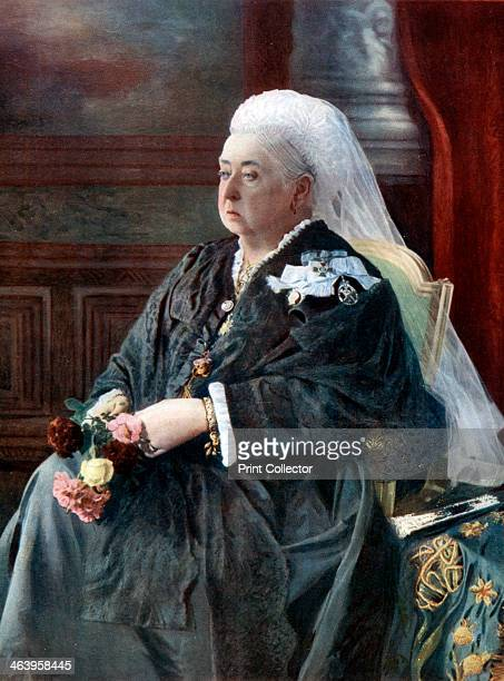 Queen Victoria late 19th century Portrait of Queen Victoria