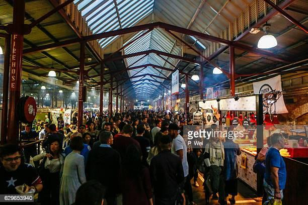 Queen Victoria Market de Melbourne Australia